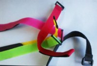 airplane ties - 20MM MM ESC Servo Battery Straps Strap Ties Bend Wire Bundle Ribbon For RC Helicopter Car