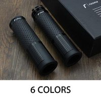 abs cnc - Motorcycle Rizoma Grips LUX inch mm Aluminum Alloy CNC Handle Bar Handlebar Universal
