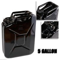 Wholesale Gas Fuel Steel Tank Military NATO Style Black Gallon Jerry Can Diesel L Storage Can