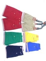 belts direct - Hot Summer Short Boy Trousers Cotton defferent Colors High Quality From Factory Direct Free With Belt