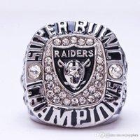 american super bowls - American Football League Oakland Raider Sale Super Bowl Replica Championship ring material VIP STR0