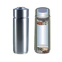 alkaline water suppliers - Portable Alkaline Water Ionizer Bottle Stainless Steel with Filter Cartridge AlkaPod Original Supplier