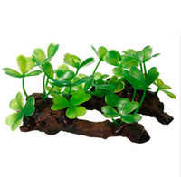 Wholesale Plastic Plants Grass Aquarium Artificial Fish Tank Decoration Your Best Choice provides an excellent hiding place for fish