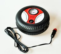 Wholesale Mini Car Sport Tire Inflator Air Compressor Portable Pump PSI DC12V