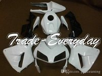 Wholesale Injection Mold Fairing With Rear Seat And tank cover Fit CBR600RR F5 White Black E54
