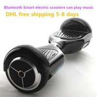 balance chair - 6 Inch Two Wheels Electric Scooters Unicycle Self Balancing Scooter self balancing Mini Smart Self Balancing scooter Smart Balance Wheel