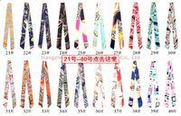 animal mix handbag - Colorful Twilly Scarf Handbag Decoration Little Tie For Fashion Girl Colors Mix Small Scarf Hair Bandanas