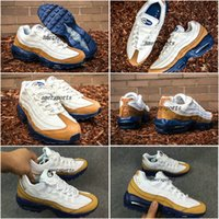 b ale - 2017 Air New Max PRM Ale Brown Running Shoes Airmax Women Men Sneakers Maxes Gold White Men s For Sale Sports Shoes