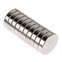 Wholesale 10 N35 Neodymium Disc Super Strong Rare Earth Small Fridge Magnet RT x3mm