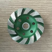 angle grinder diamond blade - Heavy Duty quot Concrete Turbo Diamond Grinding Cup Wheel Saw Blade for Angle Grinder Segs