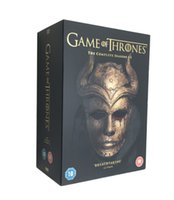 Wholesale Game of Thrones Complete all Season Disc Set DVD Uk Version Region Boxset New kg
