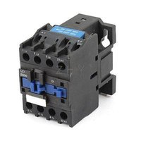 ac motor frequency - LC1 D2501N Coil Frequency Poles NO NC Motor Control AC Contactor V