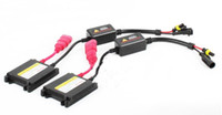Wholesale 12V W W HID BALLAST FOT CAR HID XENON LIGHT H1 H3 H7 H11 H4 H13 USE