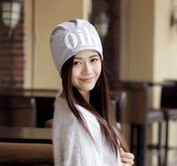 Wholesale oily hedging hat Lesbian Korean pregnant mothers cap cap windproof cap month of autumn winter chemotherapy hats