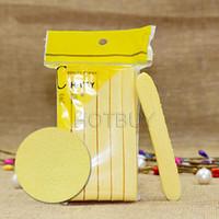achat en gros de jaune éponge de nettoyage-Soin de la peau jaune Soin de la peau Sponge