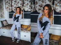 Cheap 2016 Regular Girl Tracksuit Women Hoodies Sweat shirt + Pant Running Sport Track Suit Fashion Camouflage Sport Clothing Casual Tracksuits