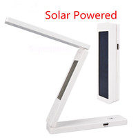 art deco clock - Dimmable LED Desk Lamps Foldable Rechargable Reading Table Lamp Light Touch Control Calendar Alarm Clock Temperature Lamp Solar Powered LED