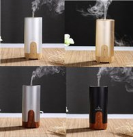 air hotel car - 6pcs ml Car Air Humidifier Difusor De hotel Aroma Diffuser USB Ultrasonic Humidifier Essential Oil Diffuser Mist Maker Fogger