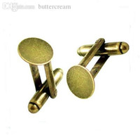Wholesale Beadsnice Men Jewelry brass buckle base fashion Nickel free Lead safe Handmade Plated sold by PC China ID