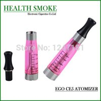 Cheap lectronic Cigarettes Electronic Cigarette Kits Double Electronic Cigarettes EGO CE5 Kits 1.6ml CE5 Atomizer 650,900,1100 EGO-T Battery 9 ...