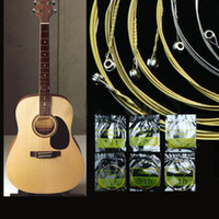 Wholesale NEW Set of Bronze Steel Strings For Acoustic Guitar XL in