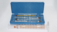 Wholesale Hydrometer Set Alcometer Thrermometer Groduated cylinder