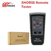 Wholesale Original XHORSE Remote Tester for Radio Frequency Infrared Radio Remote Tester