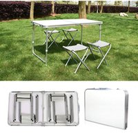 Wholesale Folding Table Ft Portable Plastic Indoor Outdoor Picnic Party Camp Tables