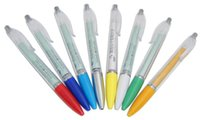Wholesale Free Logo B200 Promotional ballpoint banner pen High quality use School Office