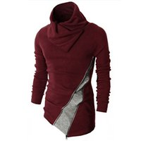 Wholesale New Arrival Turtleneck Sweater Men Casual Knitted Sweaters Mens Long Sleeve Pullovers Blusa Masculina mz149