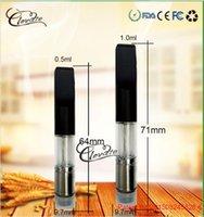 best reviews - Best selling ceramic heating element vaporizer ml vape cartridge oil vaporizer cartridge pen review