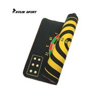 Wholesale flocking magnetic dart board darts suit inch double sided darts plate of the six large safety dart needle for