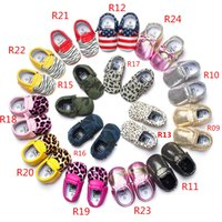 baby first month - BX162 colors baby moccasins soft sole leather shoes first walker shoes leopard newborn stripe baby shoe Tassels maccas shoes month