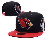 arizona caps - New Arizona Snapback Fitted Hat Thousands Hats For Adult Baseball Cap Cardinal American Football Hat Baseball Cap