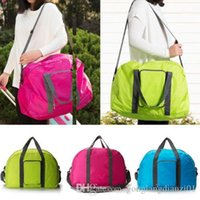 Wholesale Unisex Women Duffle Gym Travel Luggage Suitcase Sports Tote Bag Weekend Handbag