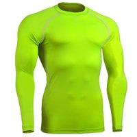 Wholesale Mens shorts mma fight shorts boxing compression yoga shirt customize fight rashguard boxing clothes