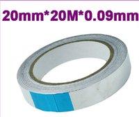 aluminum seal tape - mm m mm BGA Aluminum adhesive Tape Heat Resistant Sealing tape