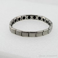Wholesale TERGK For Women Gift Anti Fatigue Germanium Titanium Energy Bracelet Power Bangle Best gift Reduce muscle tension
