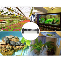 Wholesale Reptile Lizard Box Incubator Heating Cooling Timing Day Night Digital LCD Aquarium Temperature Controller Set Timmer Thermostat