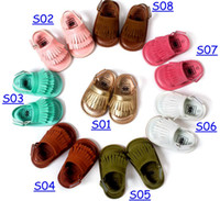 Red baby prewalker sandals - New high quality Summer baby moccasins sandals soft soles and elastic baby RUBBLE shoes prewalker Infant Babies Shoes colors