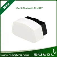Wholesale 2015 New Arrival Vgate iCar3 Bluetooth OBD Scanner iCar elm327 Bluetooth Diagnostic Interface work For Android