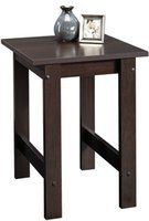 bedroom furniture nightstands - End Table Side Wood Furniture Contemporary Living Room Den Bedroom