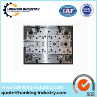 auto mould manufacturers - Stamping the mould parts stamping auto parts mould manufacturers in ShenZhen China