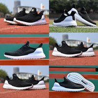 balck box - With Original Box New Style Ultra Boost Uncaged Men AND Women Balck White AQ8257 All Black White Running Sports Shoes Kids SHOES