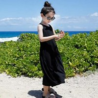 beach wear clothes - Girl Dress Beach Dresses Child Clothes Kids Clothing Long Dress Summer Princess Dresses Kid Girls Maxi Dress Children Wear Ciao C25018