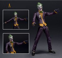 batman collectibles - Hot Joker Figure Dc Action Batman Comics Series Arkham Collectibles New Dark Knight