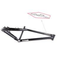 alloy pro - NEW ECHO CZAR PRO inch Street Trial Bike Street Bike Frame Aluminum CNC Including BB ZHI NEON BMX Monty KOXX Hastagg Tryall