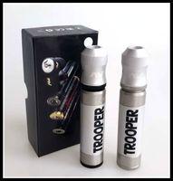 av supplies - 2016 Factory Supply Able Mod KitTrooper AV style Mech Electronic Cigarette Clone fit Battery Trooper AV Mechanical Mod DHL Free