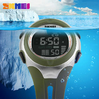 Wholesale Favourite watch waterproof digital Men s Sports Wristwatches LED Relogios Boy Electronics Students Young display Alarm