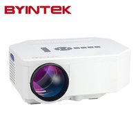 Wholesale BT300 Home Cinema Theater Mini Portable HDMI uNIc uC30 USB VGA Video Movie pICo HD P PC LCD LED Projector Proyector Projetor